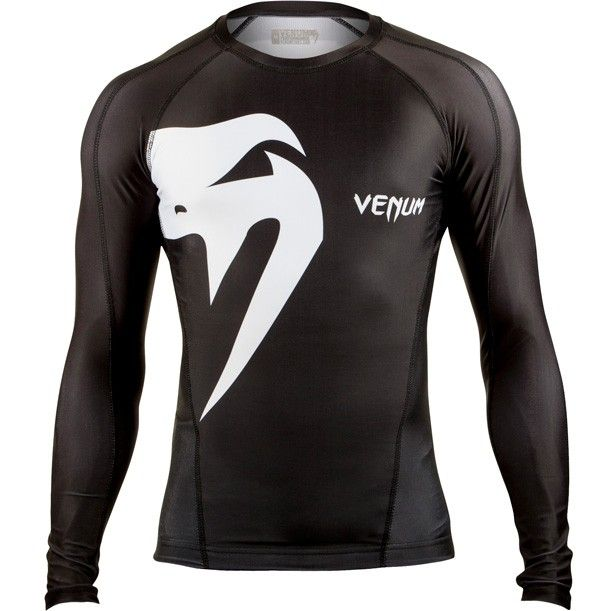 Venum Giant Rashguard (Long Sleeve)