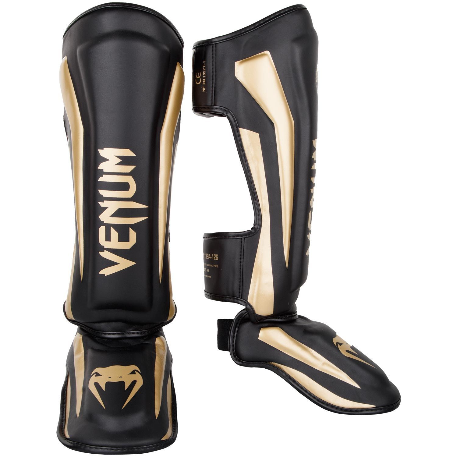 Venum Elite Shingear Black/Gold