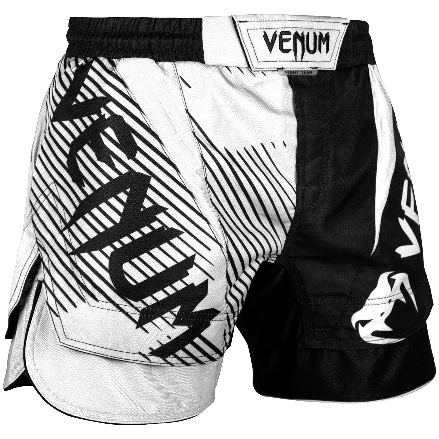 Venum Nogi 2.0 Fightshorts (Black/White)