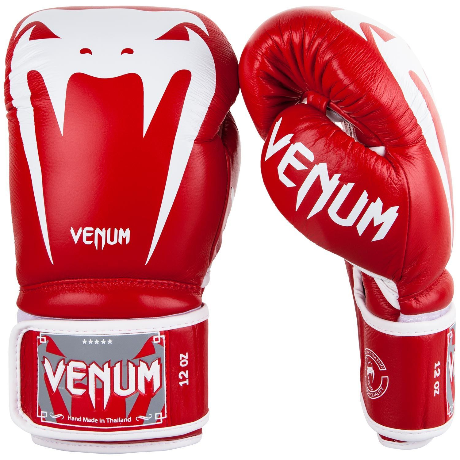 Venum Giant 3.0 Boxing Gloves - Red