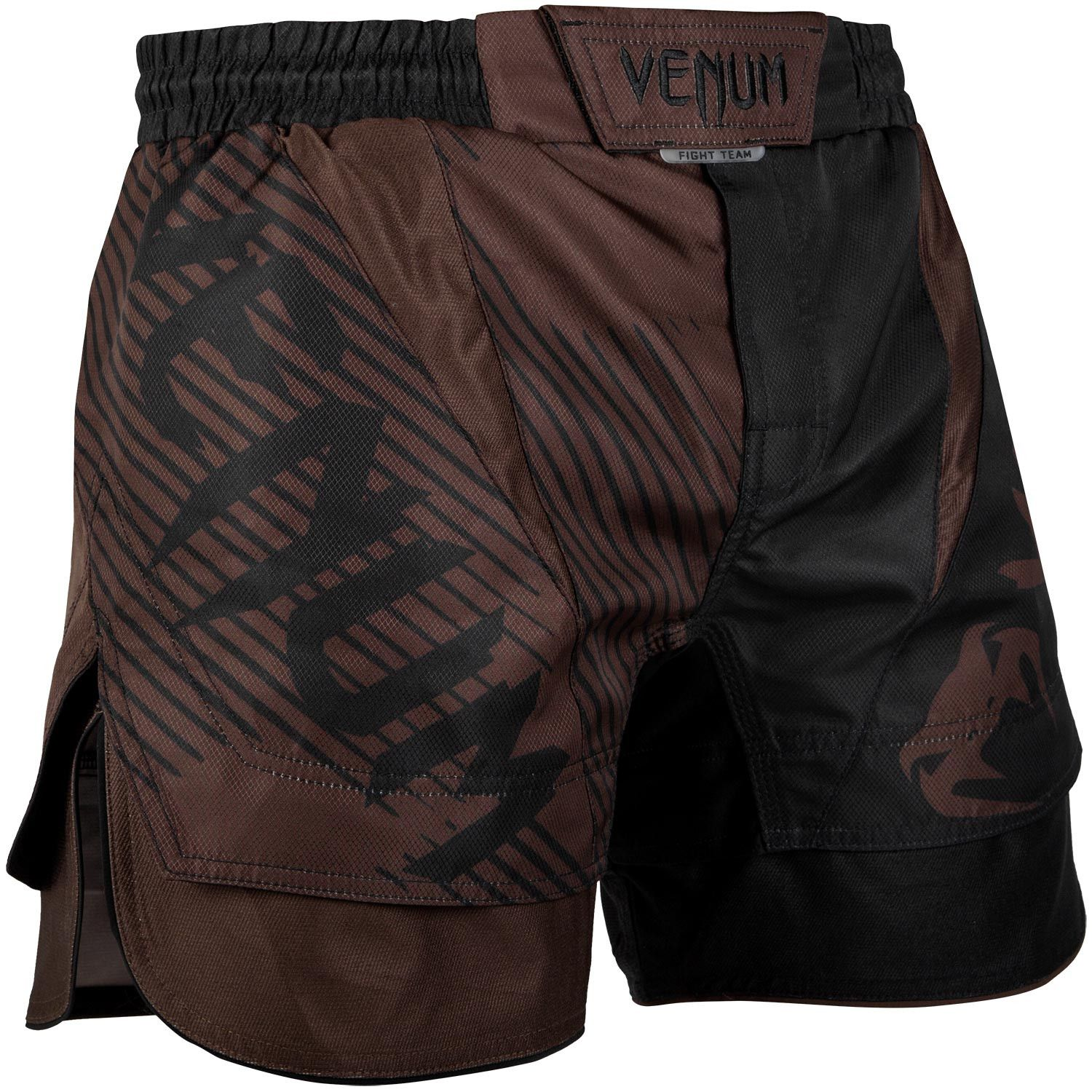 Venum Nogi 2.0 Fightshorts (Black/Brown)