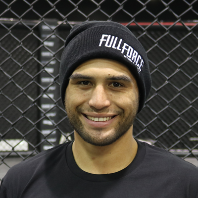 Full Force Fight Co Beanie