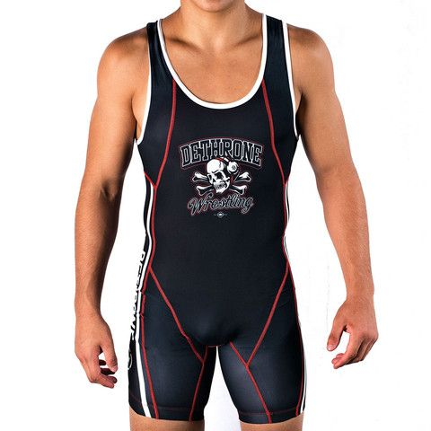 Dethrone Wrestling Faithful Singlet