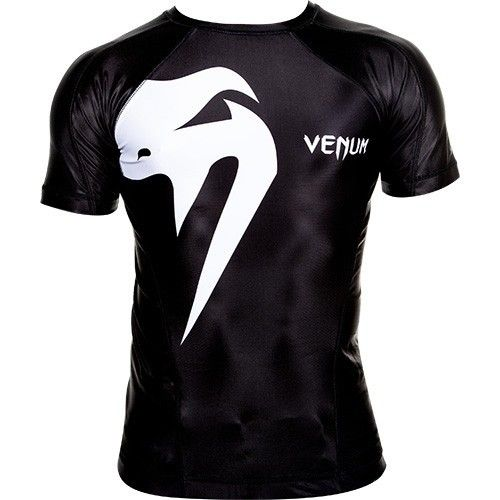 Venum Giant Rashguard (Short Sleeve)