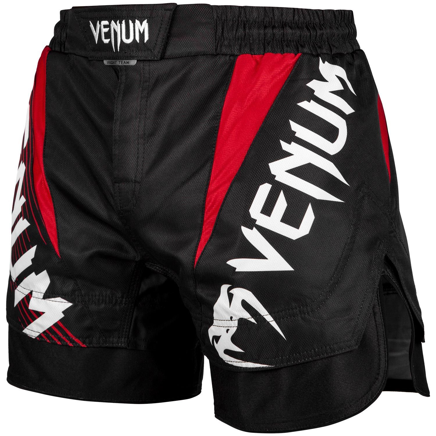 Venum Nogi 2.0 Fightshorts (Black/Red)